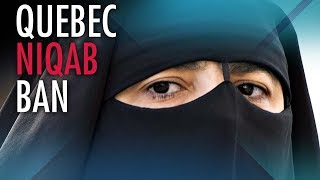 "Top 4 reasons to support Quebec's ""face mask"" ban"