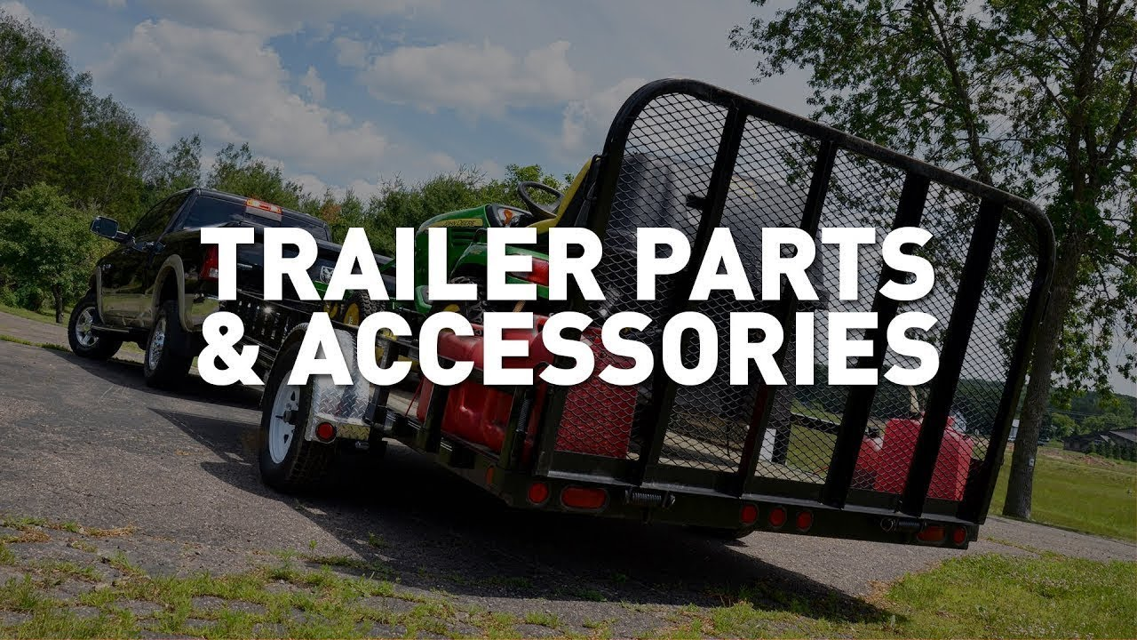 CURT Trailer Parts & Accessories Introduction