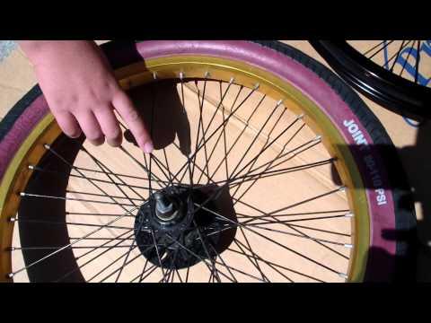 How To Pick A BMX Bike Wheel