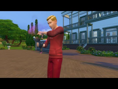 The Sims 4 Voodoo Doll Fun