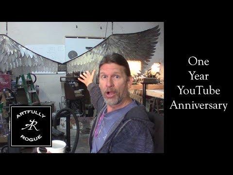 One Year YouTube Anniversary!!