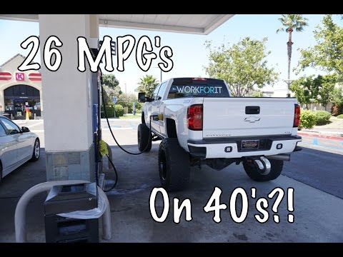 How I Get Such Great Fuel Mileage!