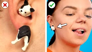 Fun Ways to Fix and Reuse ! 10 DIY Clothing Ideas and Girly Fashion Hacks