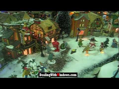 Cute Christmas City
