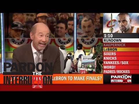 Tony Kornheiser: 'Tell me the team that will beat' the Cavaliers in the playoffs | PTI | ESPN