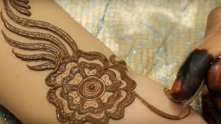 New Stylish Simple Easy Mehndi Henna Designs For Beginners By MehndiArtsitica 2016 Demo