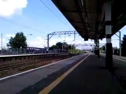 Colchester - Freight train