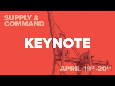 Keynote - Supply & Command 2018