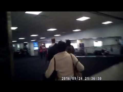 LaGuardia Airport (LGA) Terminal D Air Side, New York City