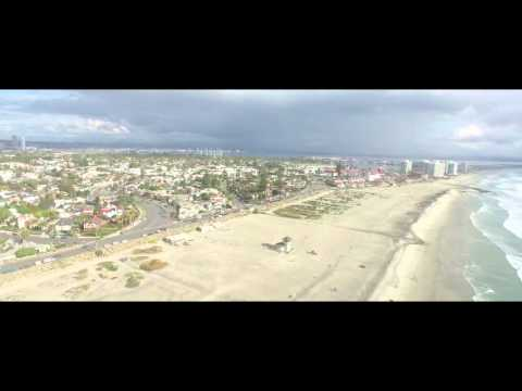 Sandiego Coronado Beach| DJI 4K