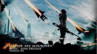 """John Dreamer - Mass Effect 3 Epic Music """"end Of My Journey"""" (mordin"""