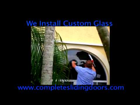 install custom glass mp4