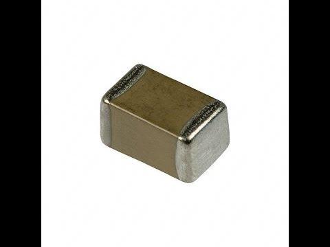 How to recognize differrent types of Tantalum capacitors & Ceramic capacitors
