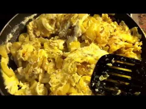 How to cook Sautéed potatoes Saute potatoes fried potatoes crispy potatoes original german recipe
