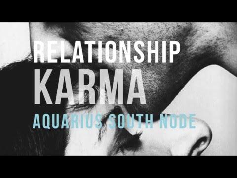 RELATIONSHIP KARMA: AQUARIUS Composite South Node
