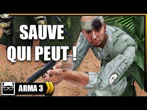 ARMA 3 : VIETNAM | SAUVE QUI PEUT ! [Gameplay FR]