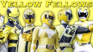 The Yellow Fellows [FOREVER SERIES] Power Rangers | Super Sentai