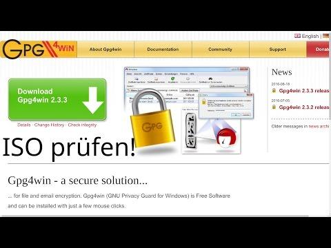 Linux Einsteiger | Mint ISO verifizieren + per USB booten