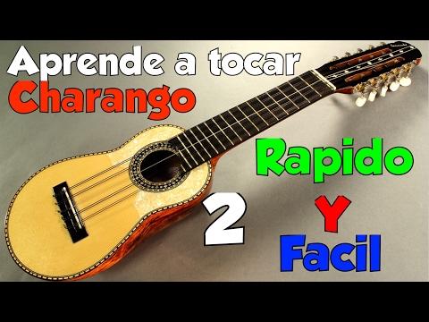 aprende charango rápido y fácil 2️⃣