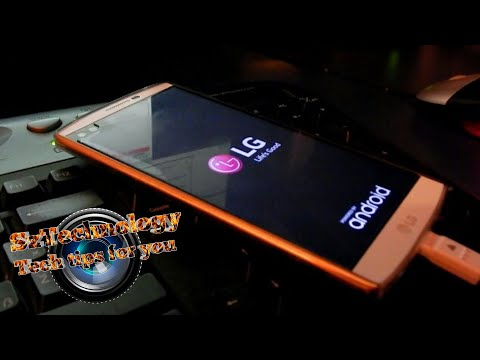 FAST & EASY FIX: LG stuck in the boot screen! How to fix? Tutorial! Bootloop fix.