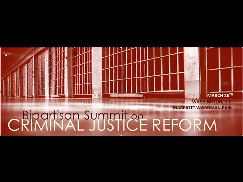 Bipartisan Summit: Innovative Models: Re-entry and Restoring Rights to the Formerly Incarcerated