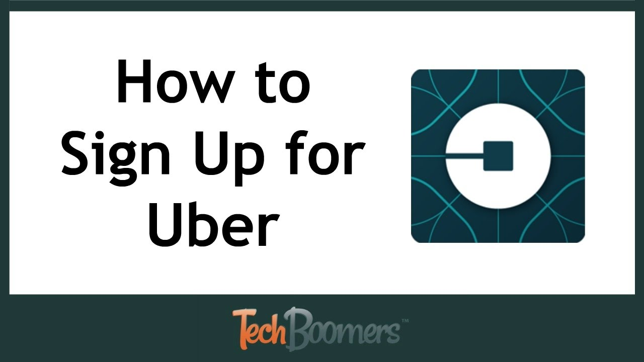 How to Download Uber & Sign Up for an Account
