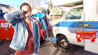 THE POLICE TOOK OUR RV!