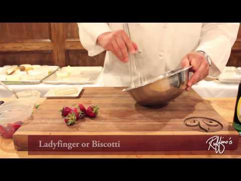 Ruffino's : How to Make Balsamic Strawberries
