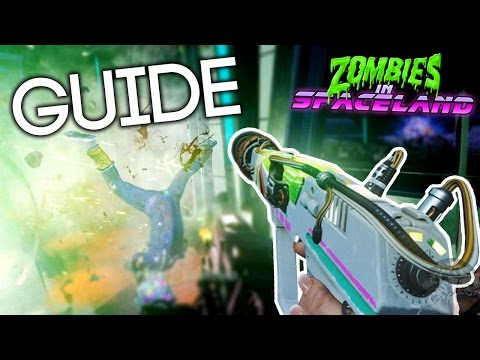 ZOMBIES IN SPACELAND - QUICK GUIDE: