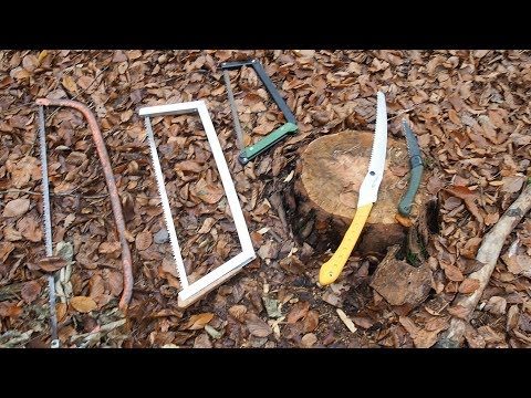 Bow Saws VS Folding Saws