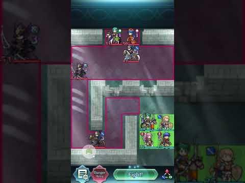 FEH Bound Hero Battle - Lilina & Cecilia lunatic as Day 4 player (No SI except reposition, no seals)
