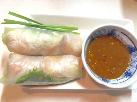 Creamy  Vietnamese Peanut Sauce