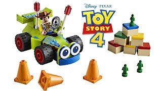 LEGO Toy Story 4 sets! Not as good as I hoped :/