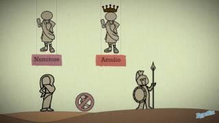 Storia   La leggenda della fondazione di Roma   Repetita