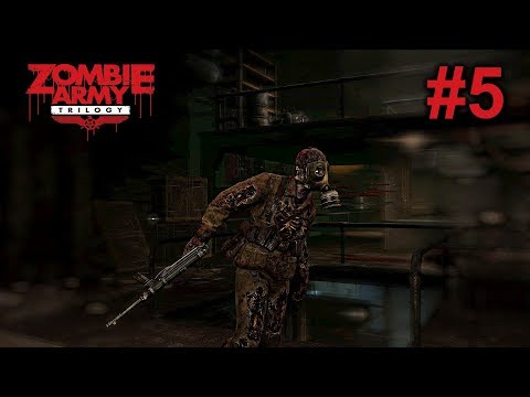 Zombie Army Trilogy (co-op) - Episode 1: Subway to Hell