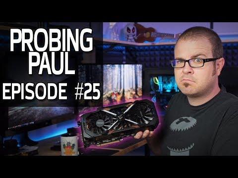 How Do You Fix GPU Sag? - Probing Paul #25