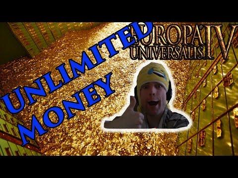HOW TO GET INFINITE MONEY IN EU4 IRONMAN