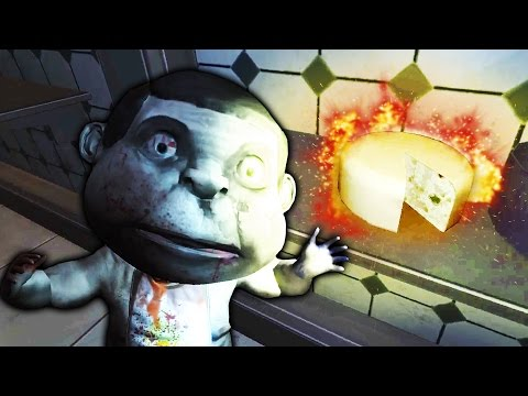 TERROR CHEESE | Dead Realm: Funny Moments (Gameplay Montage)