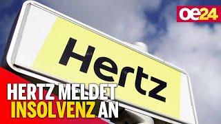 US-Autovermieter Hertz meldet Insolvenz an