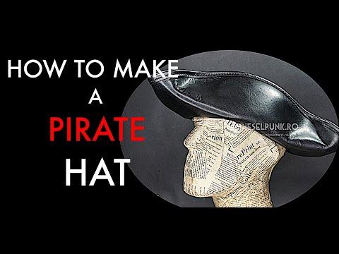 Pirate Hat Tutorial