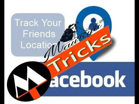 TRACK Facebook USER LOCATION,