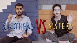 Brothers vs. Sisters | Tu Tu Main Main | MangoBaaz