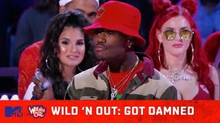 These 'Got Damned' Roasts Are On Fire 🔥 ft. Shiggy & T-Pain | Wild 'N Out | #GotDamned