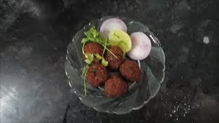 மதுரை கோலா உருண்டை (Kola Urundai) Fried Meat Ball