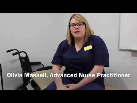 Meet Advanced Nurse Practitioner Olivia Maskell