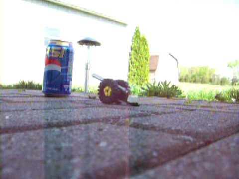 Home Made Mini Cannon