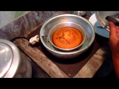 EASY BASIC CAKE in PRESSURE COOKER in HINDI | Pressure cooker cake | Cake at home