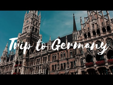 TRIP TO GERMANY : My first travel vlog!