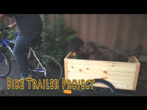 Bike Trailer Video