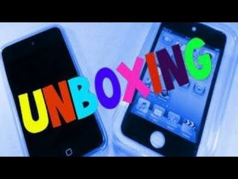 IPod Touch 4G Unboxing